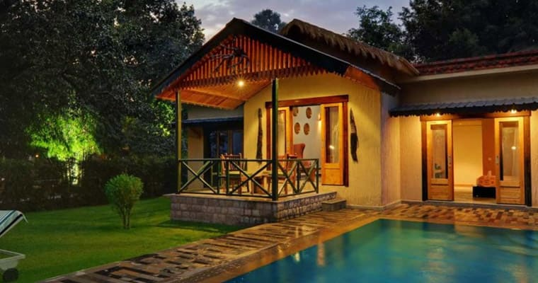 Private Resort in Corbett