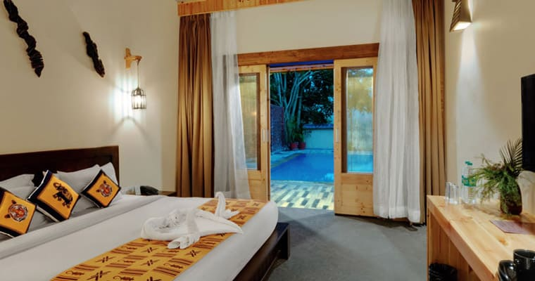 Luxury Accommodation in Corbett
