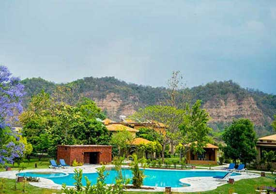 best resort in corbett