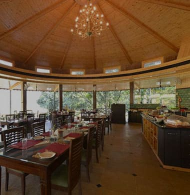 restaurant in corbett