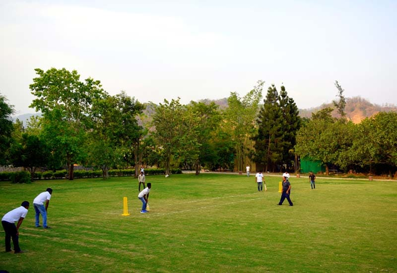 cricket at corbett