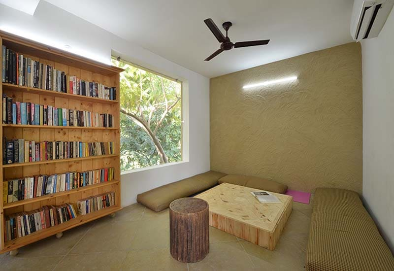 library at corbett