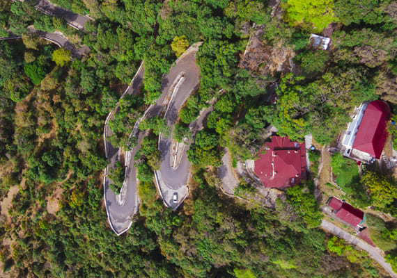Resort in Mussoorie